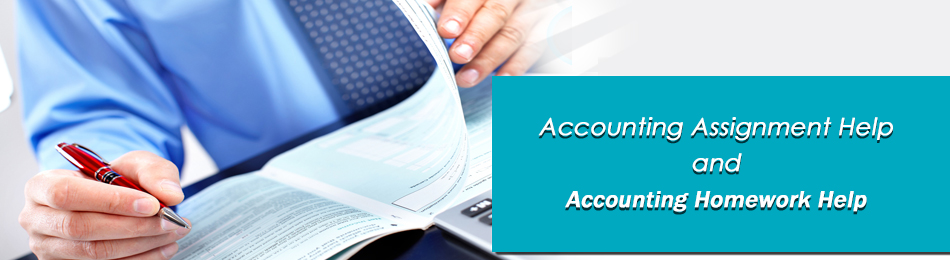 Accounting Homework Help Canada