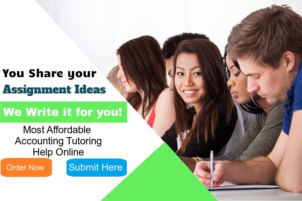 Accounting Tutoring Help Online
