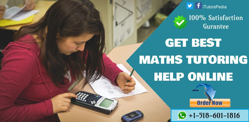 Maths Tutoring Help Online